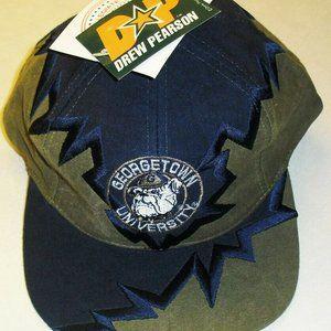 Georgetown Hoyas Vintage 90s Strapback hat NCAA